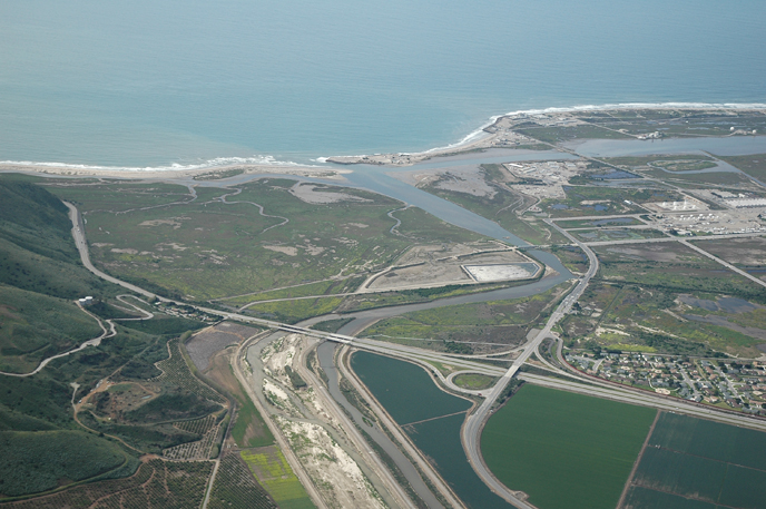 Mugu Lagoon and Calleguas Creek