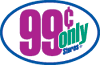 99¢ Only Stores Logo
