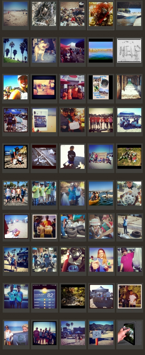 Entries to the #CCD2012 Instagram Contest!