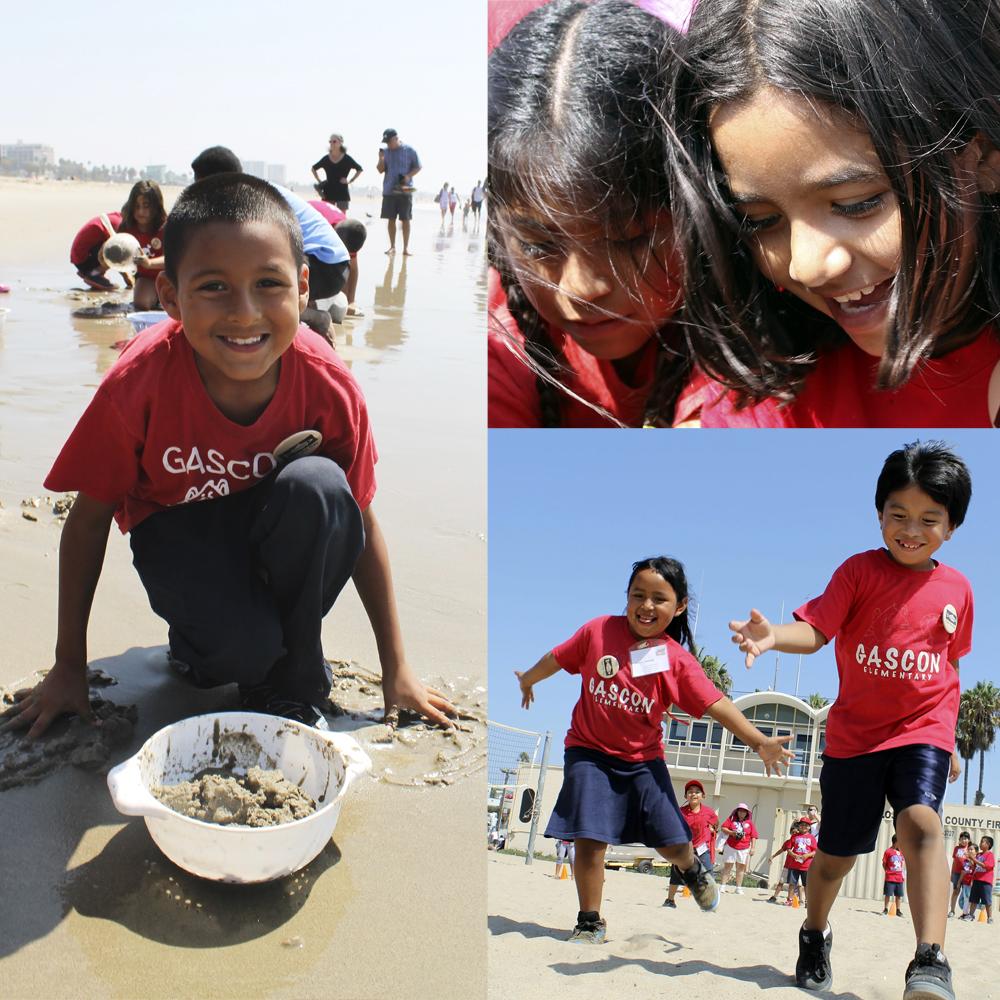 Coastal Cleanup Education Day 2013 Heal the Bay Santa Monica