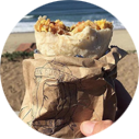 Visit Phanny's for the best breakfast burrito in L.A.