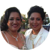 Evelyn Bravo-Ayala and Olga Ayala