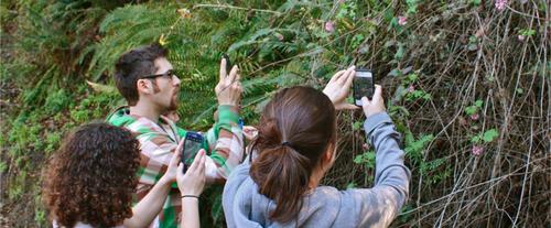 BioBlitz citizen scientists. Image courtesy of iNaturalist.