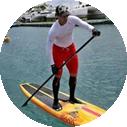 King Harbor is the best beginner paddleboard spot