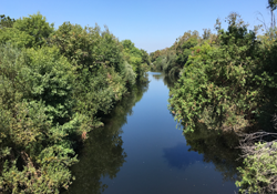 The L.A. River is navigable