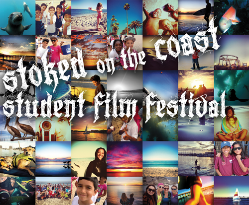 Stoked on the Coast Student Film Festival