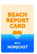 Beach Report Card with NowCast - Beach Water Quality Map