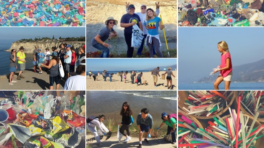 heal the bay coastal cleanup day 2017 Los Angeles County