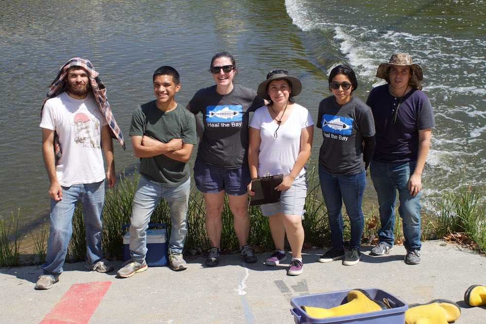 LA River Monitoring Team