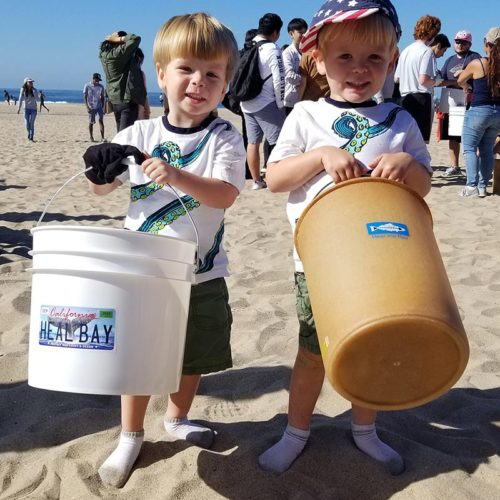 Los Angeles Beach Cleanup