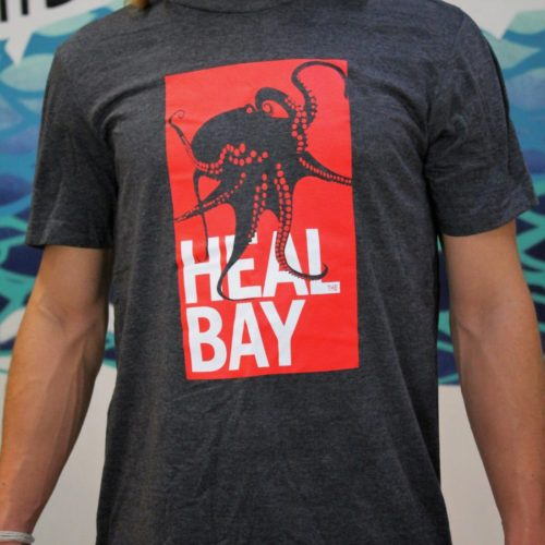 Heal the Bay Octopus Tee Shirt