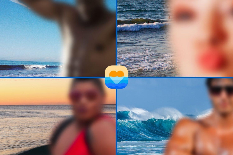 beach report card app