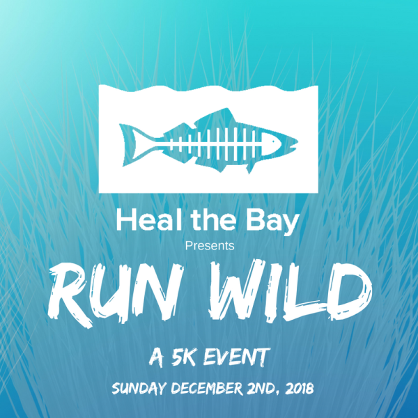 heal the bay 5k griffith park december 2018