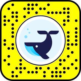 heal the bay snapchat lens whale