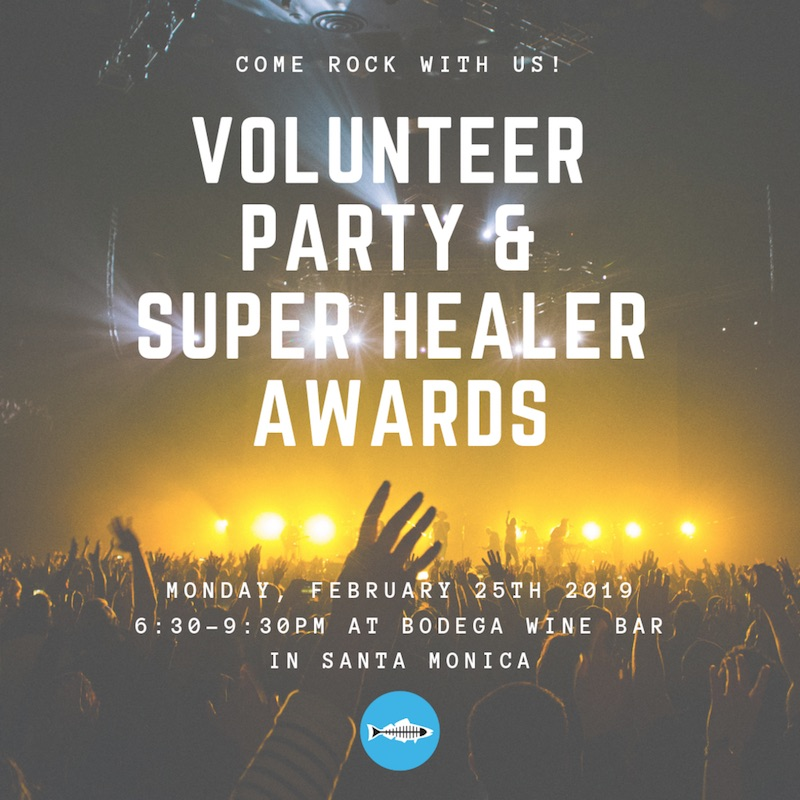heal the bay volunteer party 2019