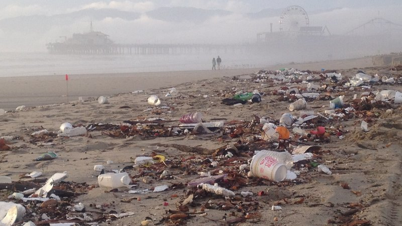 California Circular Economy and Plastic Pollution Reduction Act,