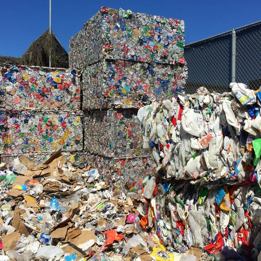 Santa Monica's Recycling Center