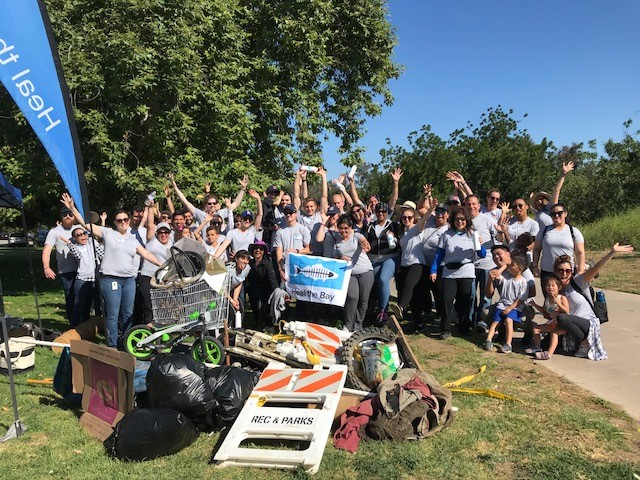 Oaktree Inland Cleanup
