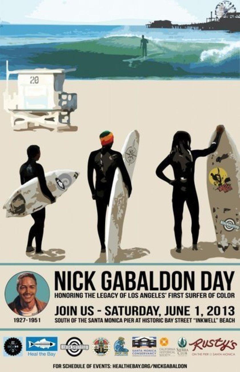 nick gabaldon day 2013 poster