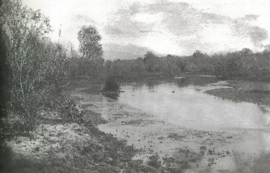 LA River 1800 before colonization