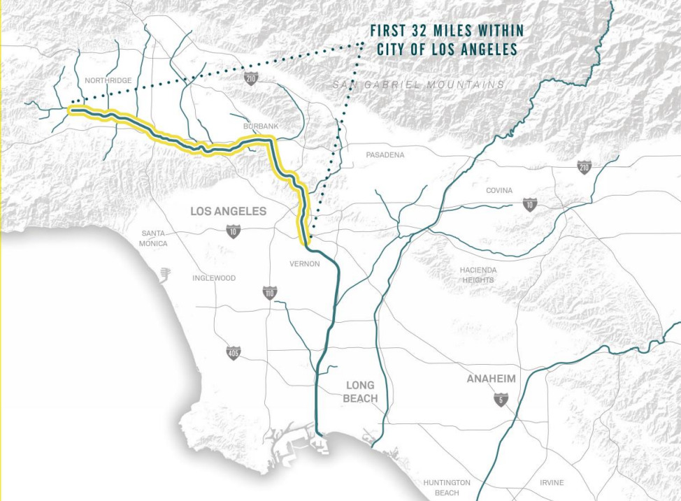 LA River Ecosystem Restoration Feasibility - Flows Presentation 8