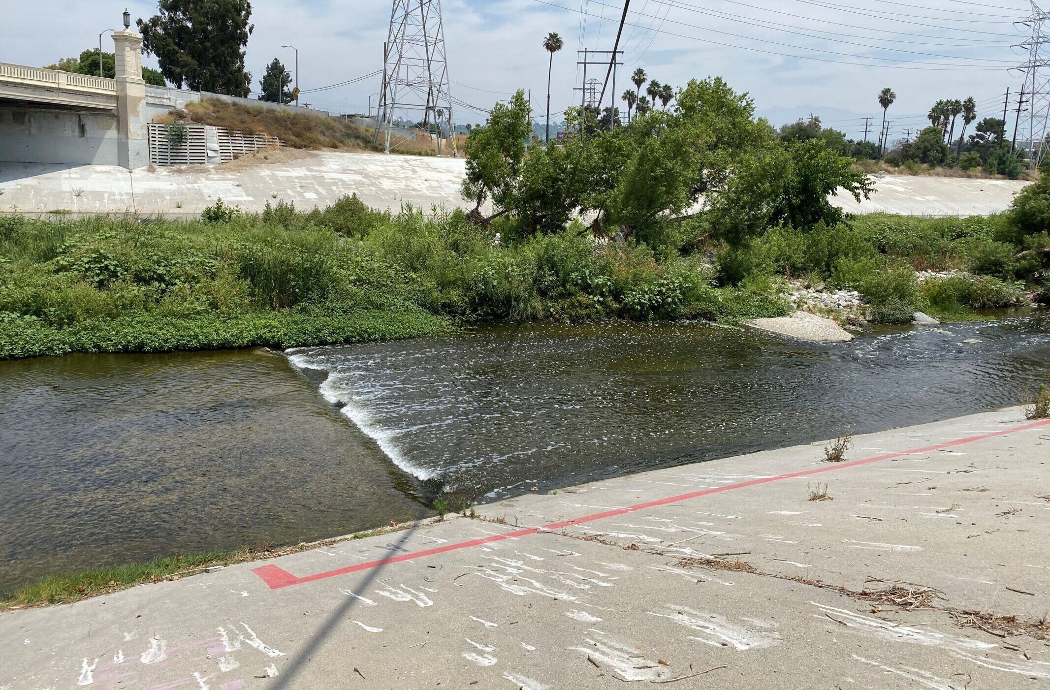 Rattlesnake Park - Los Angeles River