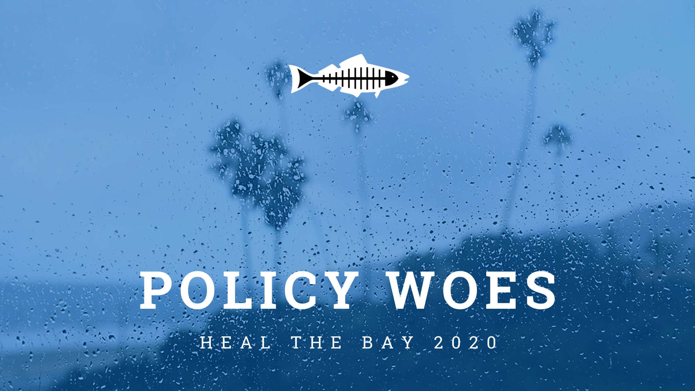 heal the bay environmental policy woes 2020
