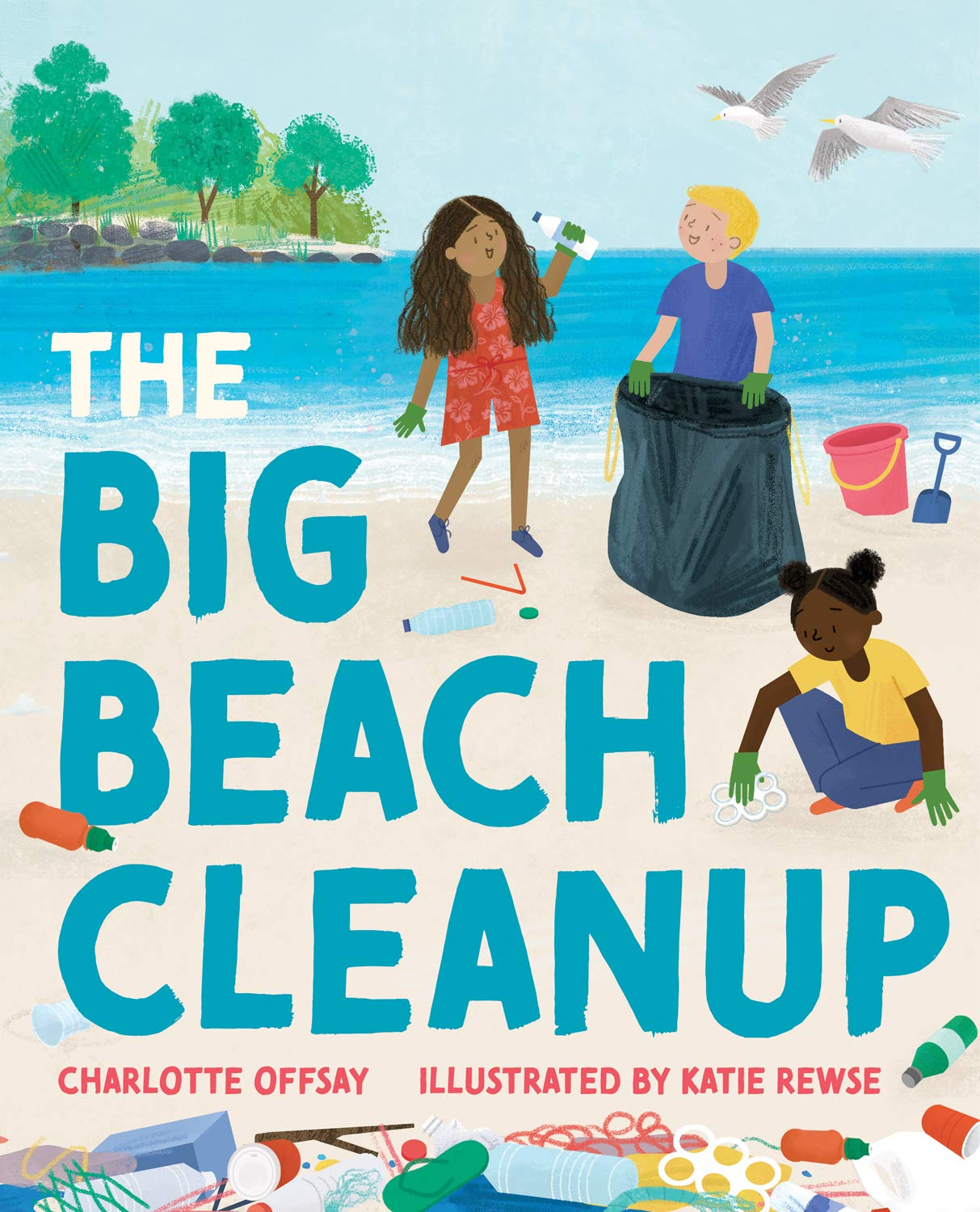 The Big Beach Cleanup book